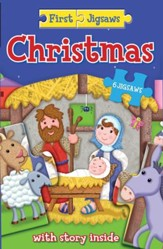 First Jigsaws: Christmas