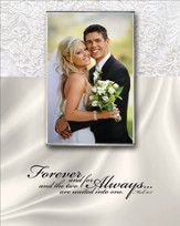 Forever and For Always Photo Frame