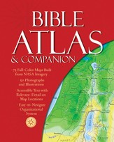 Bible Atlas & Companion - eBook