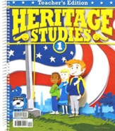 Heritage Studies 1 Teacher Edition with CD-ROM, 3rd Edition