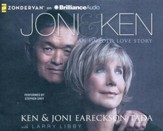 Joni and Ken: An Untold Love Story - unabridged audio book on CD