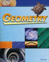 BJU Geometry Student Text, Grade 10, Third Edition (Updated  Copyright)
