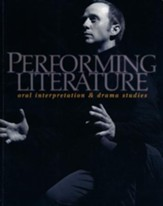 BJU Press Speech and Drama, Performing Literature  Student Text (Updated Copyright)