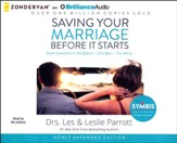 Saving Your Marriage Before It Starts, Unabridged audio CD