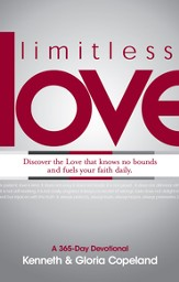 Limitless Love: A 365-Day Devotional - eBook