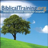 Church History I: A Biblical Training Class  (on MP3 CD)