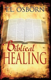 Biblical Healing - eBook