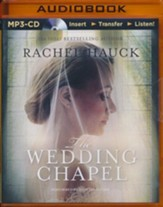 The Wedding Chapel - Unabridged audio book on MP3-CD