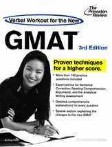 Verbal Workout for the New GMAT, 3rd Edition: Revised and Updated for the New GMAT - eBook