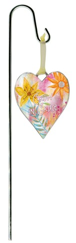 Grow In Grace Plant Stake