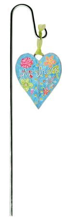 Love Blooms Plant Stake