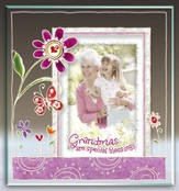 Grandmas Are Special Blessings Photo Frame