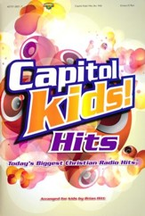 Capital Kids! Hits, Choral Book
