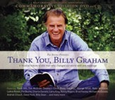 Thank You, Billy Graham (Commerative Edition DVD/CD)