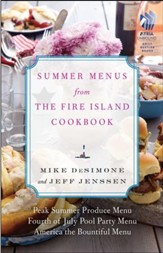 The Fire Island Cookbook (sectioned ebook): Tk - eBook
