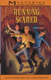 Mysteries in our National Parks #11: Running Scared, Hardcover