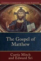 Gospel of Matthew, The - eBook