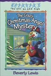 Crazy Christmas Angel Mystery, The - eBook