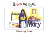 Mary Colouring Book