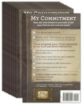 My Commitment Brochure (25 Pack)