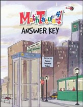 MathTacular 4, Workbook Answer Key