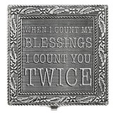 Count My Blessings Keepsake Box
