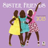 2015 Sister Friends Wall Calendar