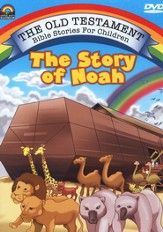 The Story of Noah, DVD
