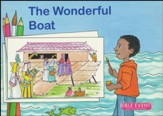 The Wonderful Boat Dot to Dot