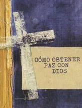 Cómo Obtener Paz con Dios - Diseño de Cruz, 25  (Steps to Peace with God - Cross Design, 25)