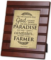 Planned Paradise Framed Art, Small