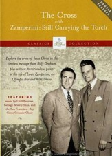 The Cross with Zamperini: Still Carrying the Torch, Double Feature  DVD