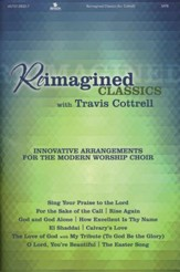 Reimagined Classics - Choral Book