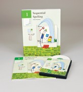 Sequential Spelling 1 DVD-ROM Pack with Student Wkbk & Teacher Bk