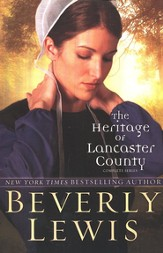 Heritage of Lancaster County Series, Vols 1-3  Repackaged edition