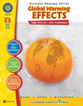 Global Warming: Effects Gr. 5-8 - PDF Download [Download]
