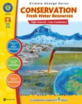 Conservation: Fresh Water Resources Gr. 5-8 - PDF Download [Download]