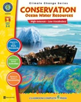 Conservation: Ocean Water Resources Gr. 5-8 - PDF Download [Download]