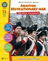 American Revolutionary War Gr. 5-8 - PDF Download [Download]