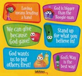 Very Veggie Values, VeggieTales Stickers
