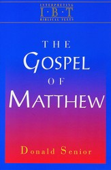The Gospel of Matthew: Interpreting Biblical Texts Series - eBook