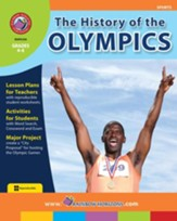 The History of the Olympics Gr. 4-6 - PDF Download [Download]