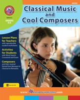 Classical Music & Cool Composers Gr. 6-8 - PDF Download [Download]
