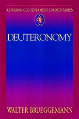 Abingdon Old Testament Commentary - Deuteronomy - eBook