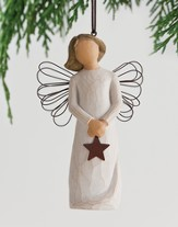 Willow Tree, Angel Of Light Ornament