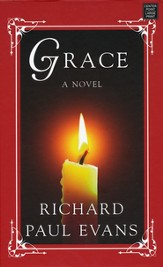 Grace: A Novel, Large Print