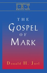 Interpreting Biblical Texts Series - Gospel of Mark - eBook