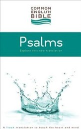 CEB Common English Bible Psalms - eBook [ePub] - eBook