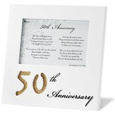 50th Anniversary Photo Frame, United in God's Love