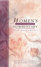 Women's Evangelical Commentary, New Testament